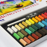 Painting Crayons Soft Pastel 24/32/48/64 Colors/Set Art Drawing Set Chalk Hair Color Crayon Brush Stationery for Students