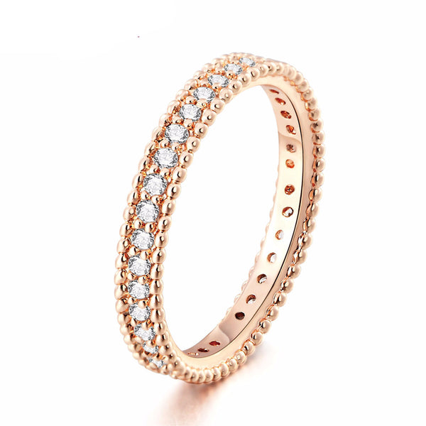 Brilliant Eternity Band Classic Look
