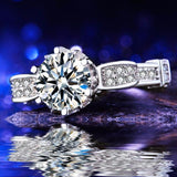 Brilliant  Genuine Cz jewelry set