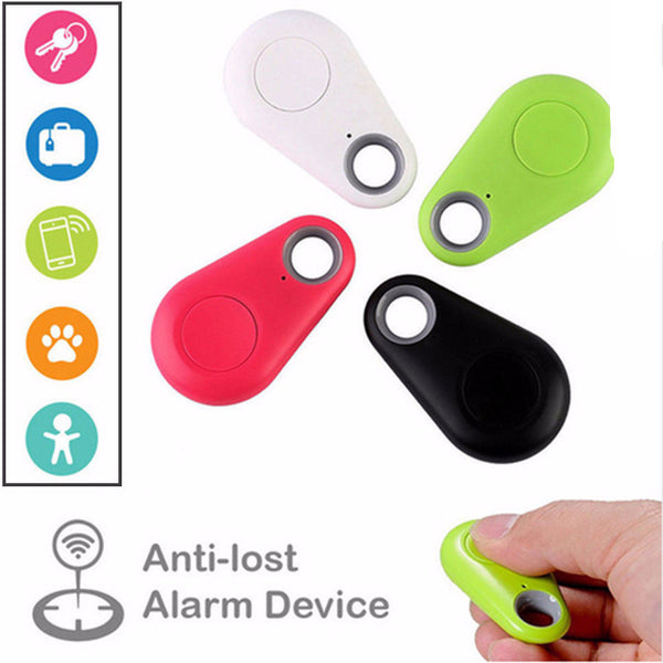 Smart GPS Tracker Key, Car Finder Locator With Wireless Bluetooth 4.0 Home Security Anti Lost Alarm Sensor