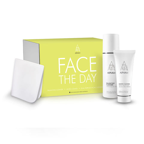 Alpha-H Face the Day Kit
