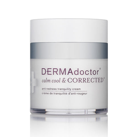 DERMAdoctor Calm Cool and Corrected - Anti Redness Tranquility Cream