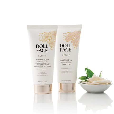 Doll Face Purify Pore Perfecting Mineral Mask