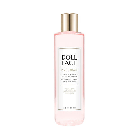 Doll Face Invigorate Triple-Action Facial Cleanser
