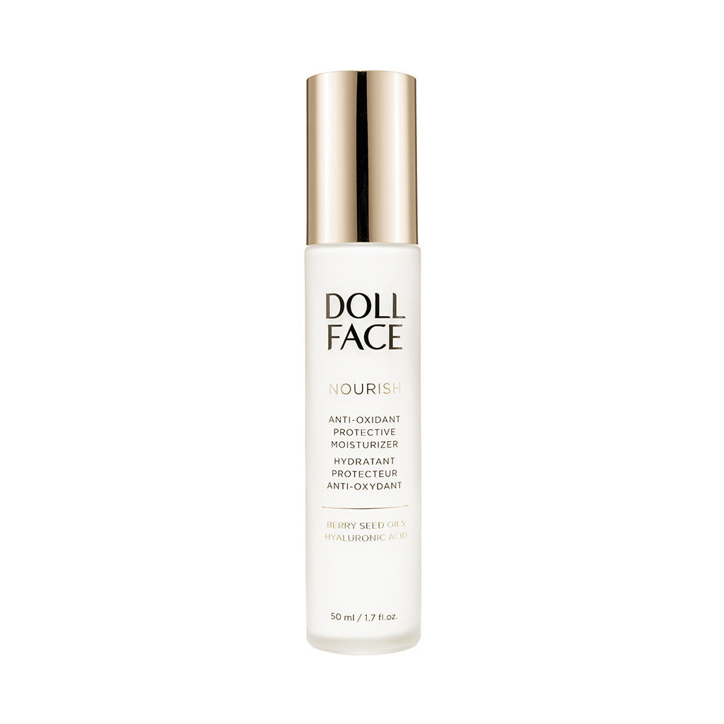 Doll Face Nourish Anti-Oxidant Protective Moisturizer