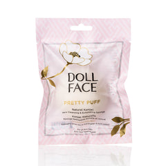 Doll Face Pretty Puff Natural Konjac Cleansing Sponge