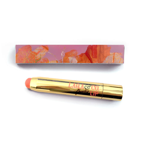 LAQA & Co. Cheeky Lip - Cray Cray