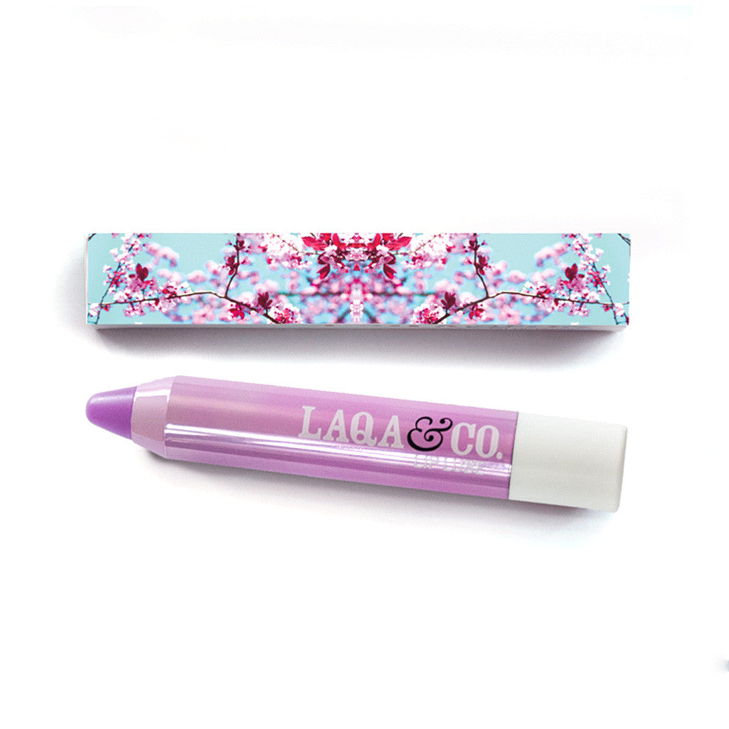 LAQA & Co Lip Lube - Grape Scotch