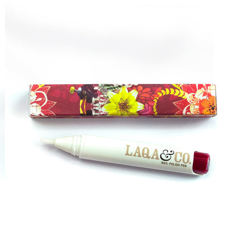 LAQA & Co Nail Pen - Greedy Guts