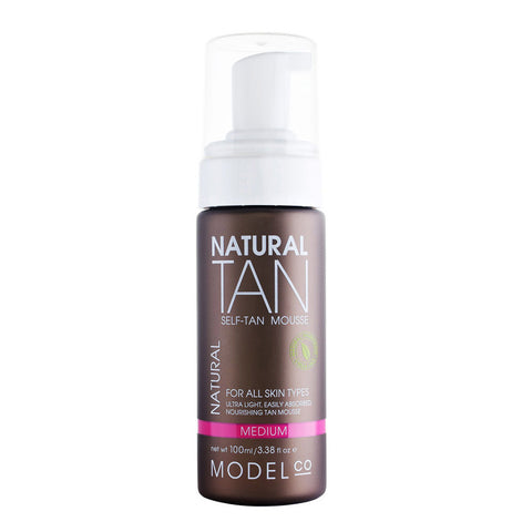 ModelCo Natural Tan Mousse