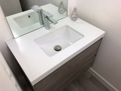Pros & Cons of a Bathroom Undermount Sink