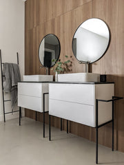 "Zeek Minsk 30"" Wall-Mounted Bathroom Vanity"