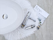 Zeek DC101 Chrome Pop-Up Drain With Overflow