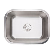 Zeek ZB-2318 23'' Traditional Bar Sink