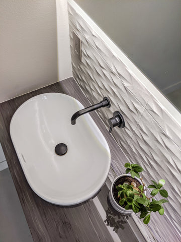 ZC-1800 Oval In-Counter Sink