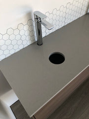 Meridian Grey MSI 2CM Quartz Countertop