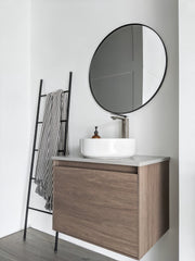 "Zeek Belen 24""x18"" Wall-Mounted Bathroom Vanity"