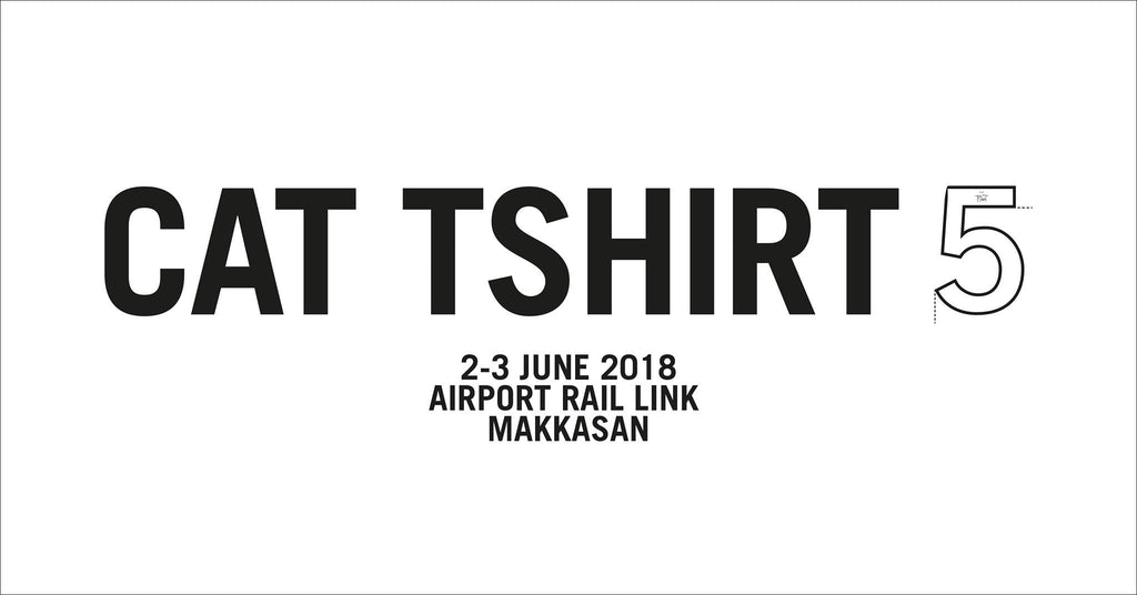 ABEARABLE POP-UP STORE, t-shirt festival and 1st time in Singapore!!