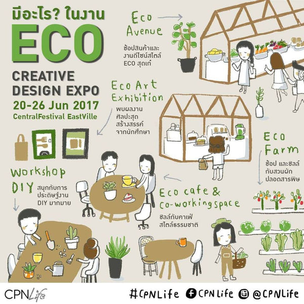 ECO CREATIVE DESIGN EXPO