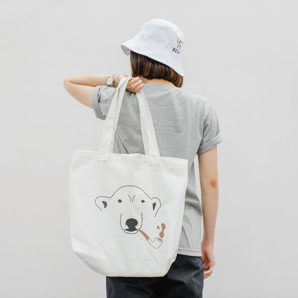 DON'T MAKE ME ANGRY!, Changeable color tote bag