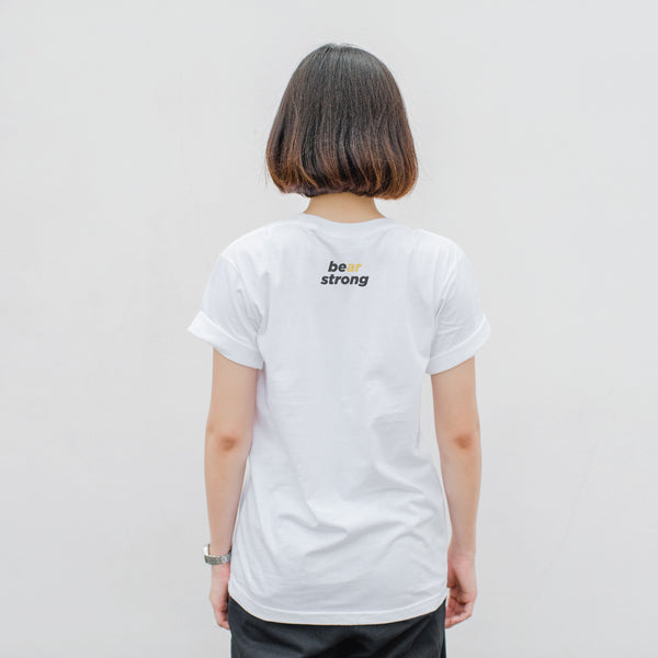 Be(ar) Strong, Changeable color t-shirt (LOFT EDITION)