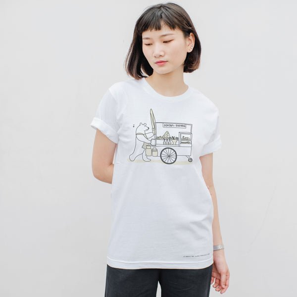 SOMTAM-KAIYANG, Changeable color t-shirt
