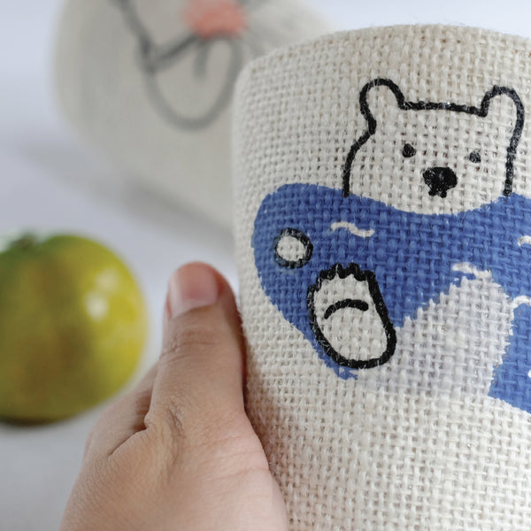 POOL AND BEAR, Changeable color cup-sleeve