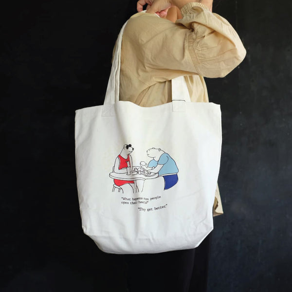Midori's, Changeable color tote bag