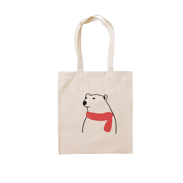 MERRY POLAR, Changeable color tote bag