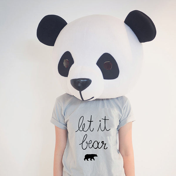 LET IT BEAR - Changeable color t-shirt