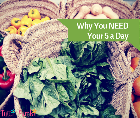 Why you NEED your 5 a Day
