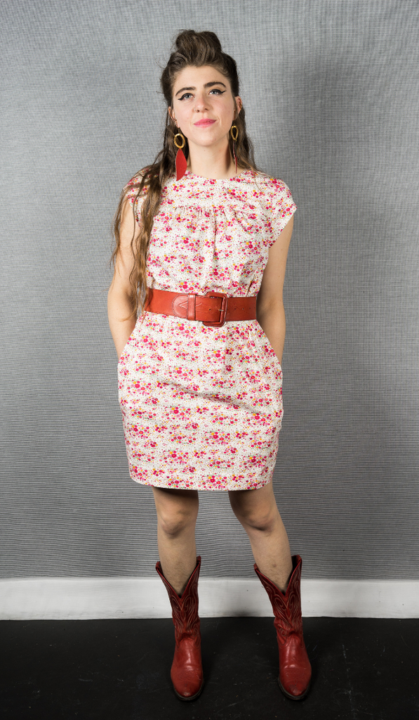 Rizzo Dress in Rose