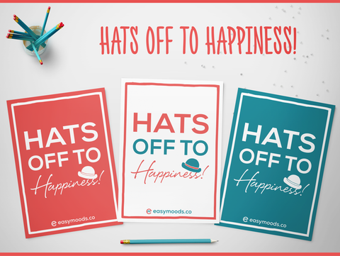Hats off to Happiness