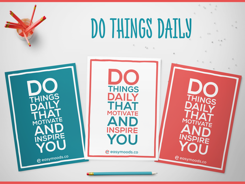 Do Things Daily
