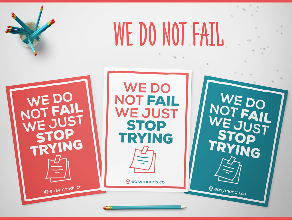 We Do Not Fail