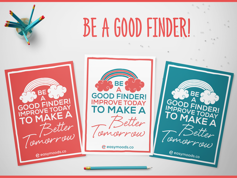 Be a Good Finder!