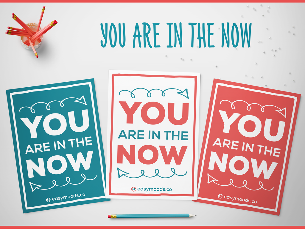 You are in the Now