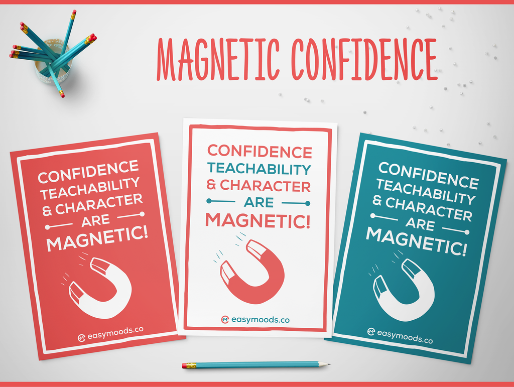 Magnetic Confidence