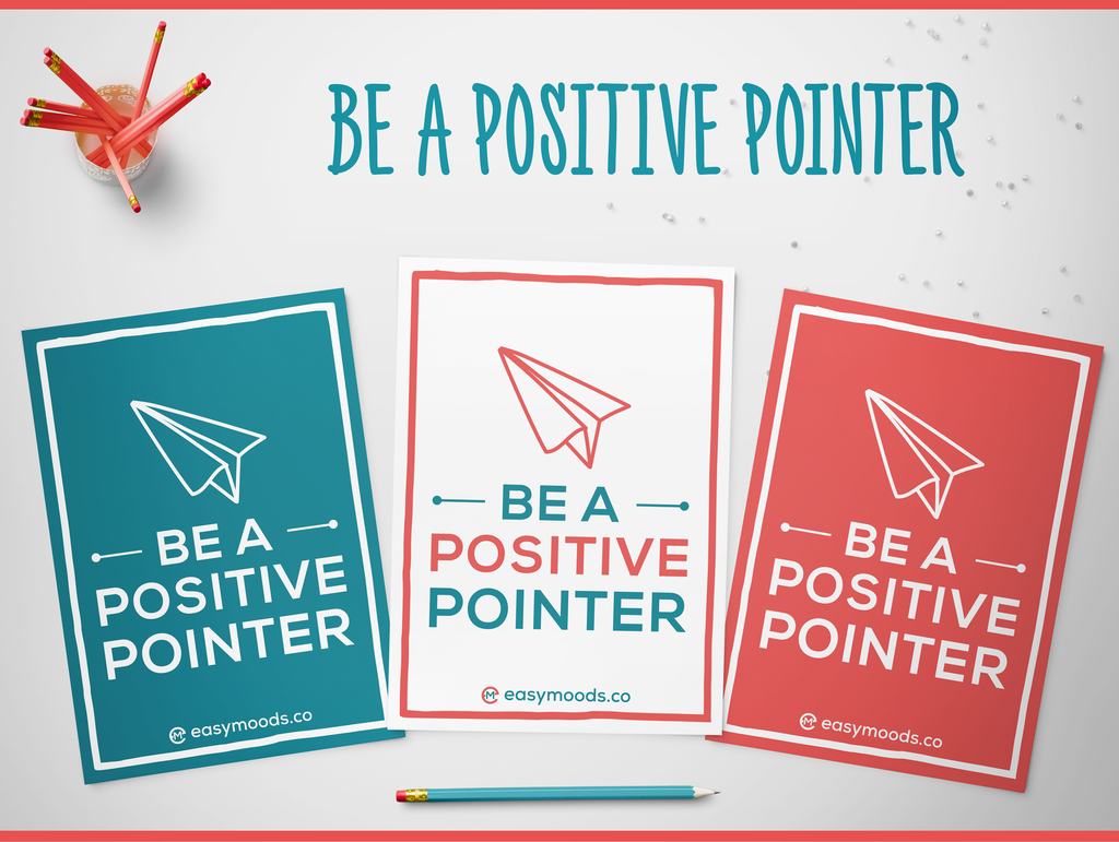 Be a Positive Pointer