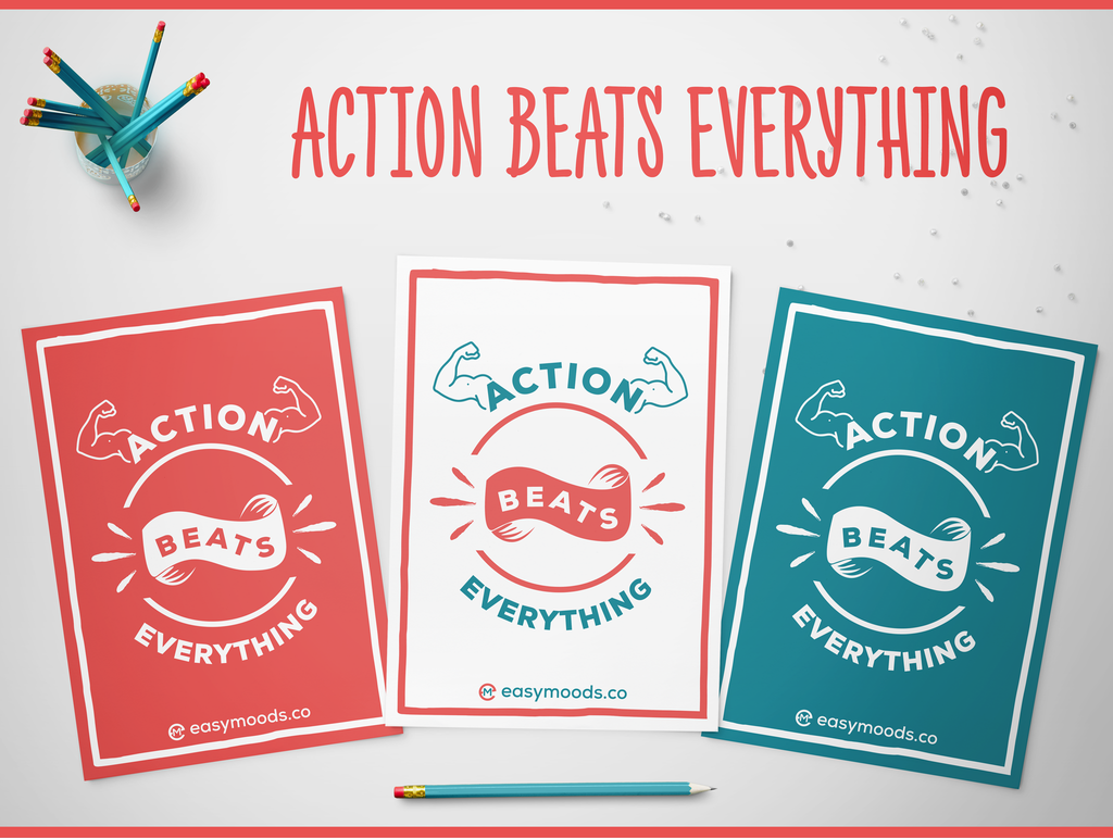 Action Beats Everything!