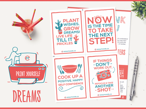 Print Yourself Dreams