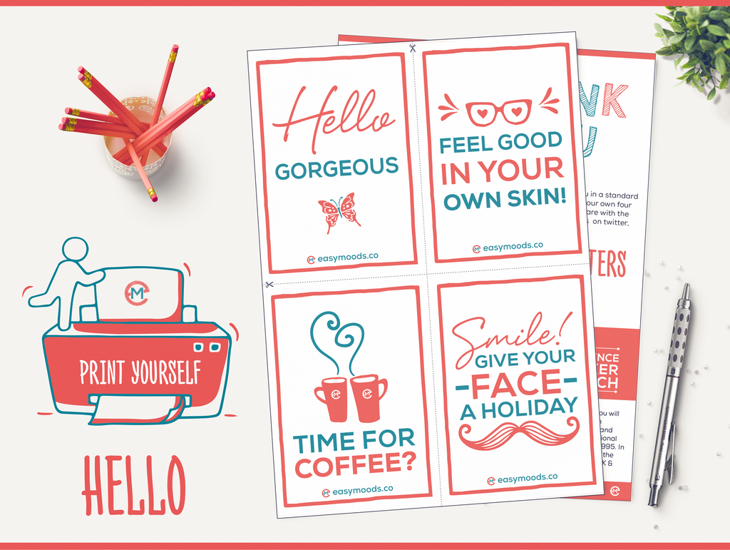 Print Yourself Hello