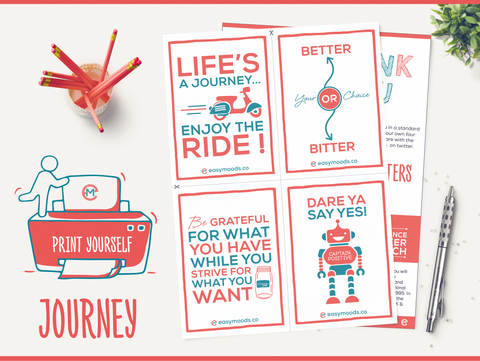 Print Yourself Journey