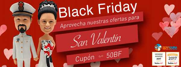 black friday san valentín
