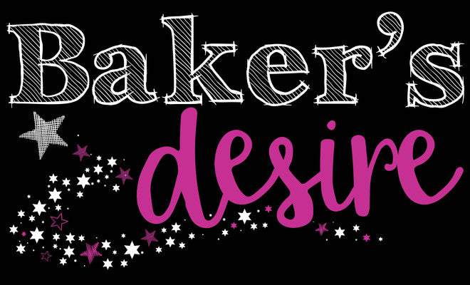 Baker's Desire - Custom cutters made for you!