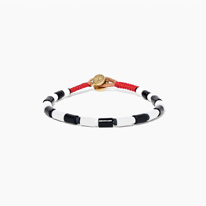 Crosswalk U-Tube Bracelet