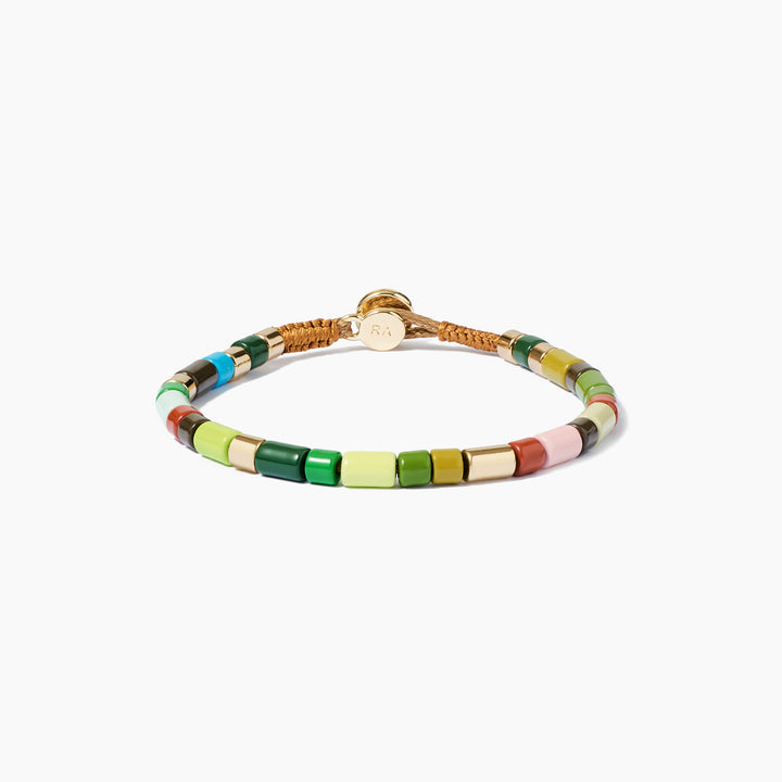 Men's Forest U-Tube Bracelet