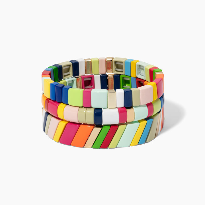 Fruit Stripe Bracelet