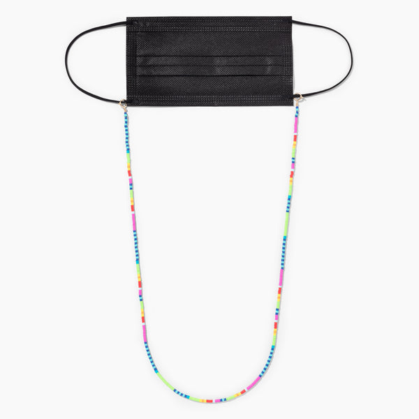Lite and Brite Mask and Eyeglass Chain