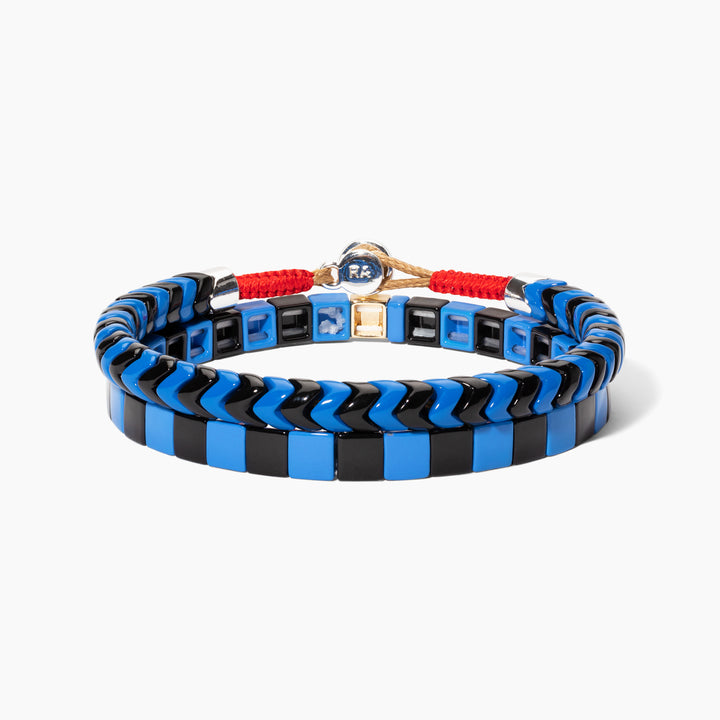 Midnight Blues Men's Bracelets